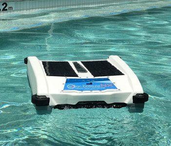Solar Breeze Robotic Pool Cleaner