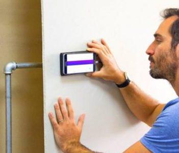 Walabot DIY in Wall Imager