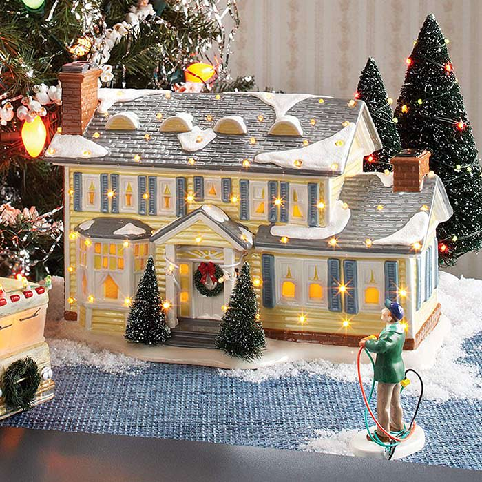 National Lampoon Christmas Vacation Griswold Holiday House