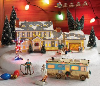 National Lampoon Christmas Vacation Griswold Holiday Houses