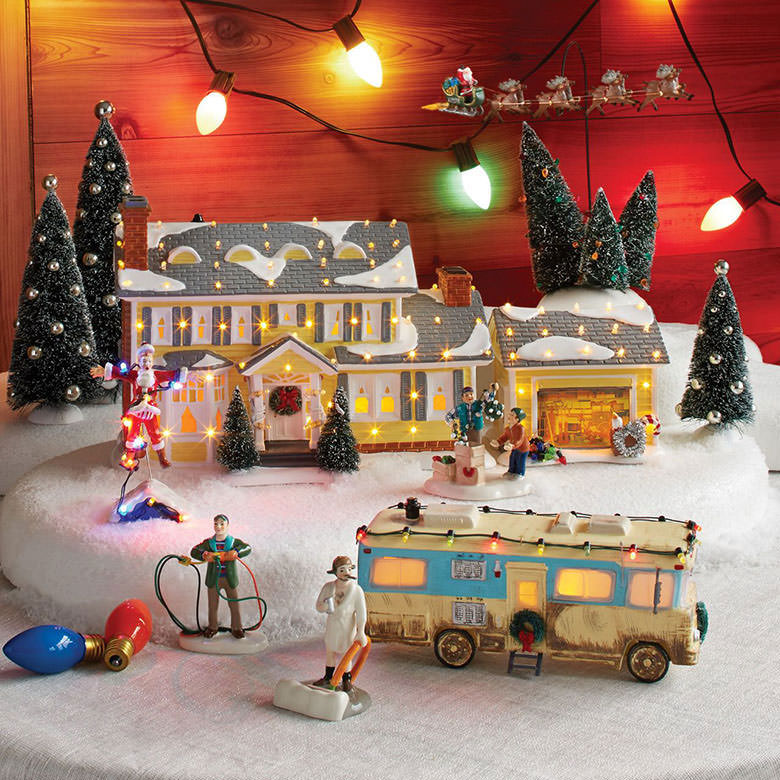 National Lampoon's Xmas Vacation Village - Best Gift Ideas ...