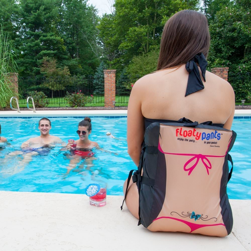 Floaty Pants Hands-Free Party Floatation Device