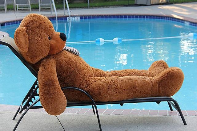 Joyfay 78 Inches Giant Teddy Bear