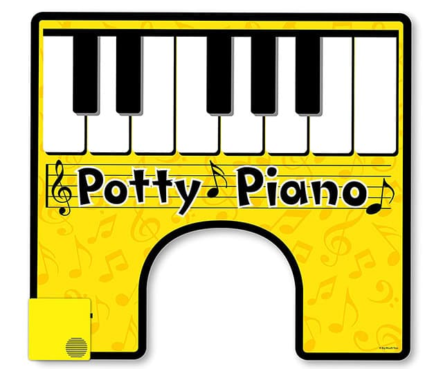 Potty Piano Hilarious Toilet Fun