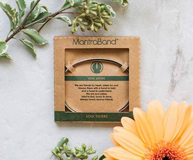 Soul Sisters MantraBand Bracelet package