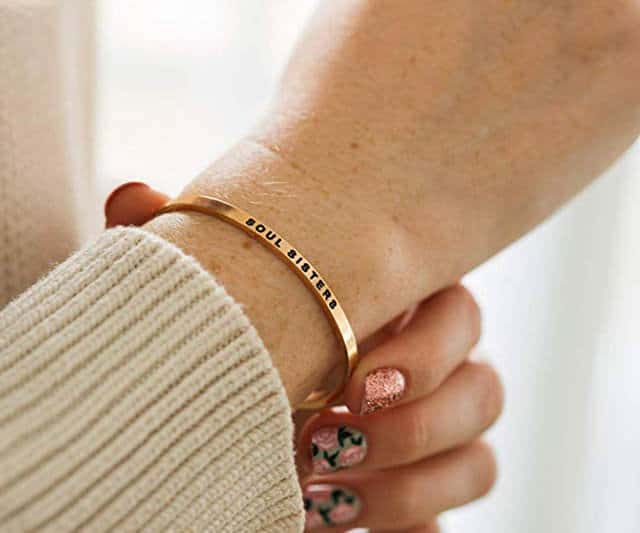 Soul Sisters MantraBand Bracelet
