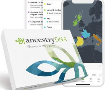 Genetic Ancestry DNA Test Kit
