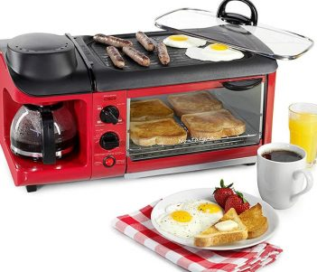 Nostalgia Family Size Breakfast Station